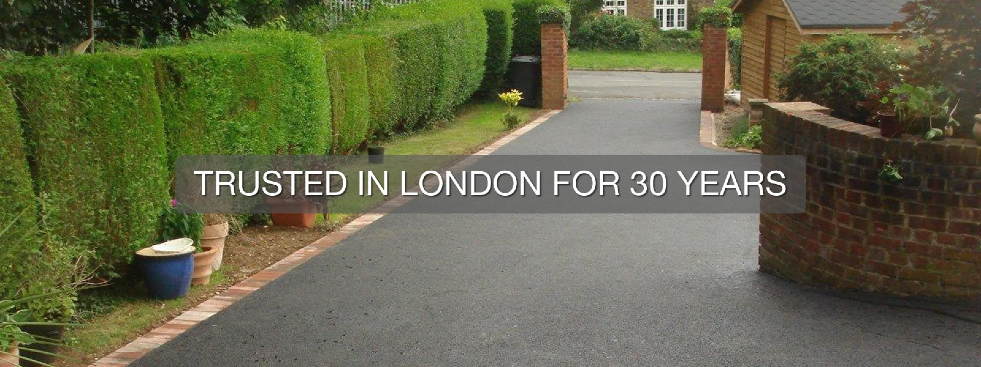 Glenco Driveways - Trusted in London for 30 years
