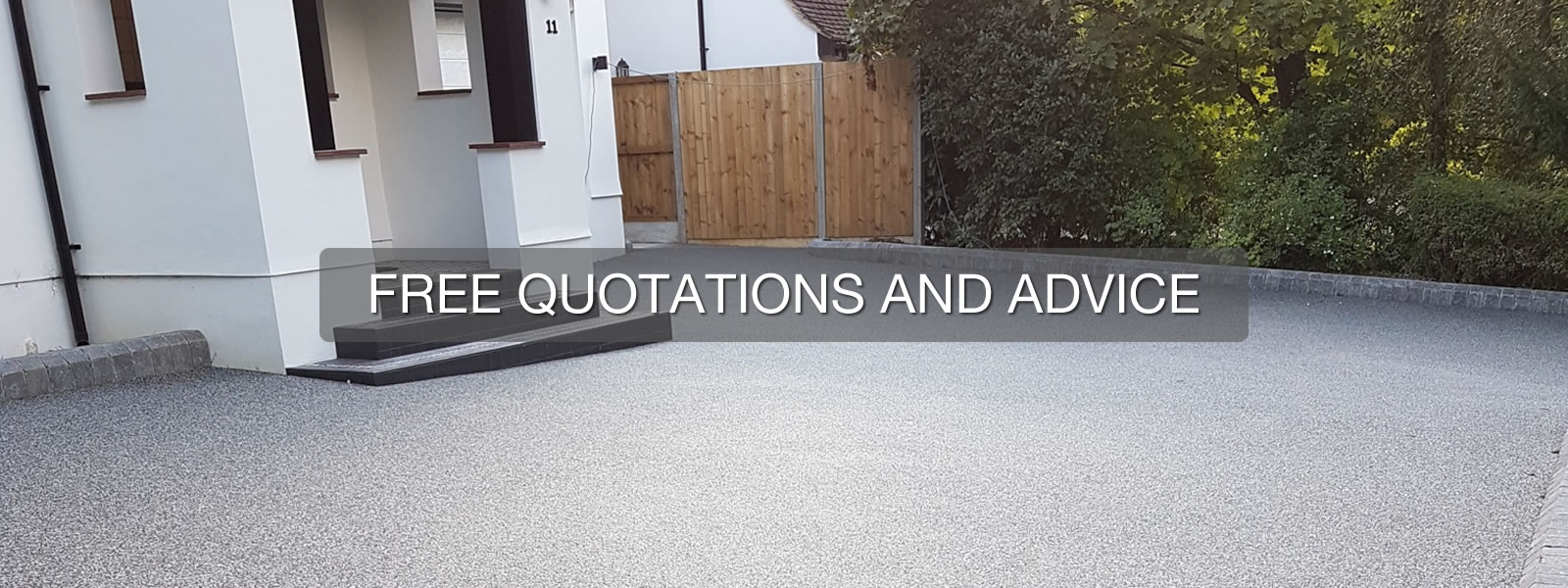 Glenco Driveways - Free quotations and advice