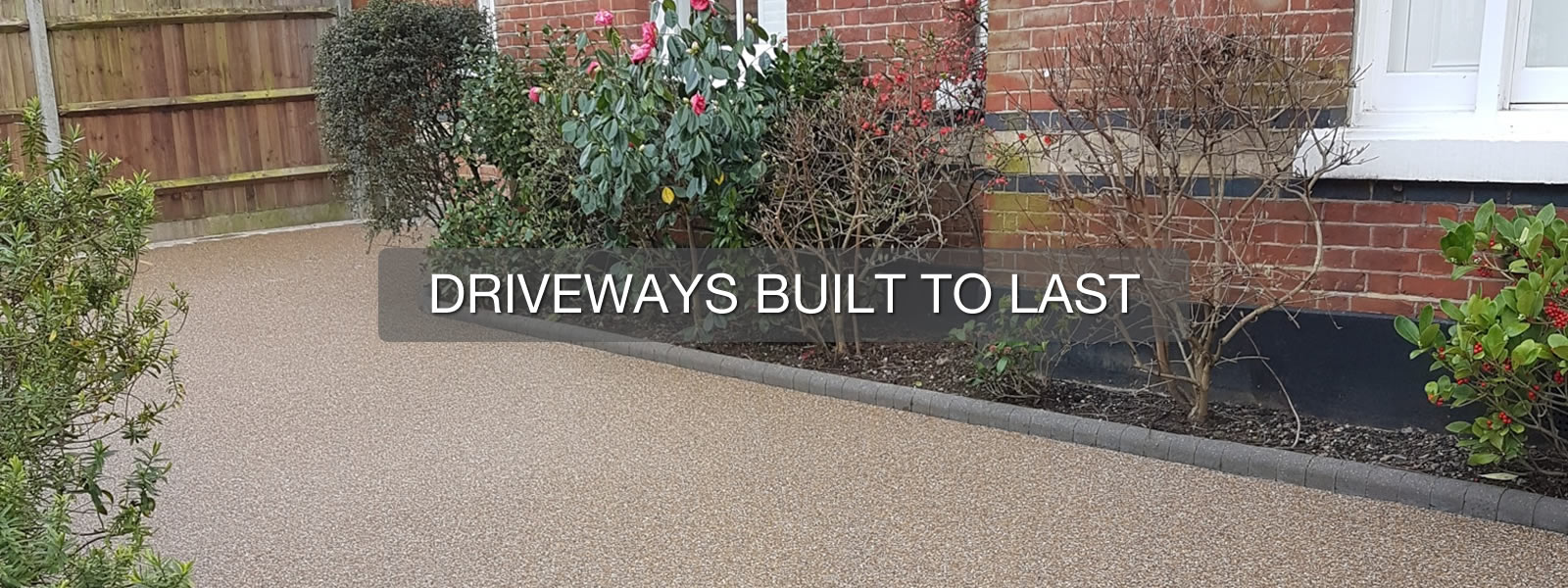 Glenco Driveways - built to last