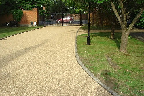 Glenco Civil Engineers, London, Hot Tack and Gravel