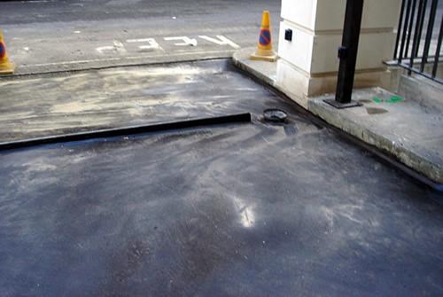 Glenco Civil Engineers, London, Mastic Asphalt