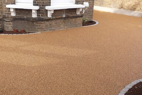 Glenco Civil Engineers, London, Resin Bound Surfaces